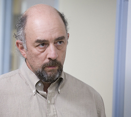 richard schiff lost world death